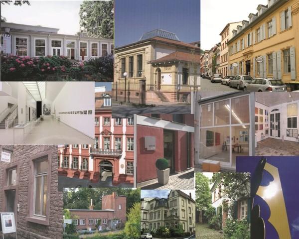 Verschiedene Fotos als Collage